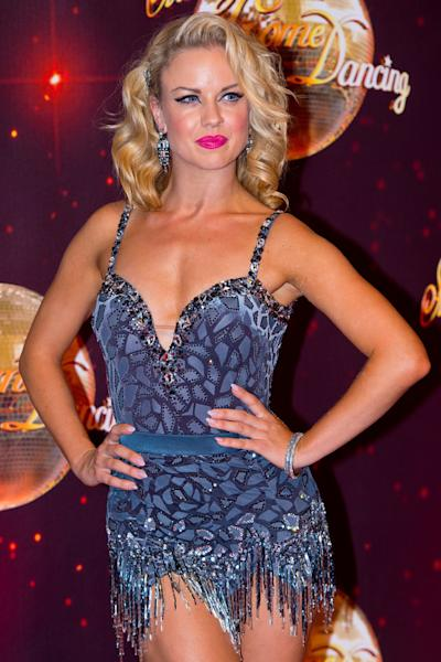 """Former 'Strictly Come Dancing' professional Joanne Clifton has spoken out about new head judge Shirley Ballas, revealing she thinks she puts a """"downer"""" on the show."""