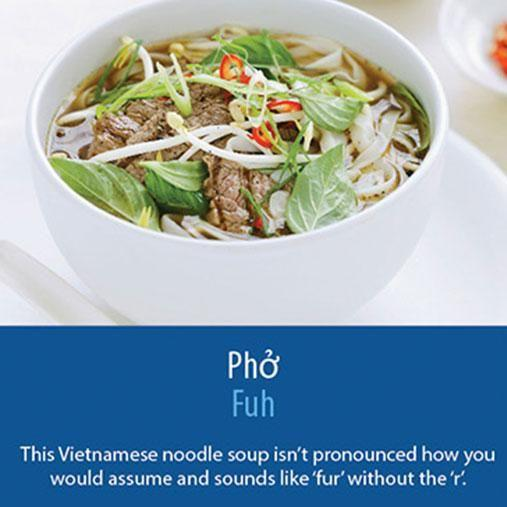 It's a foodie favourite so never get stumped by saying Pho again. Photo: www.sousvidetools.com