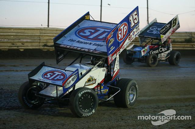 "Donny Schatz, Tony Stewart Racing <span class=""copyright"">Covy Moore</span>"