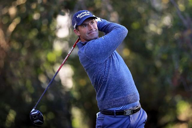 Three-time major champion Padraig Harrington has expressed his interest in becoming 2020 European Ryder Cup captain (AFP Photo/SAM GREENWOOD)