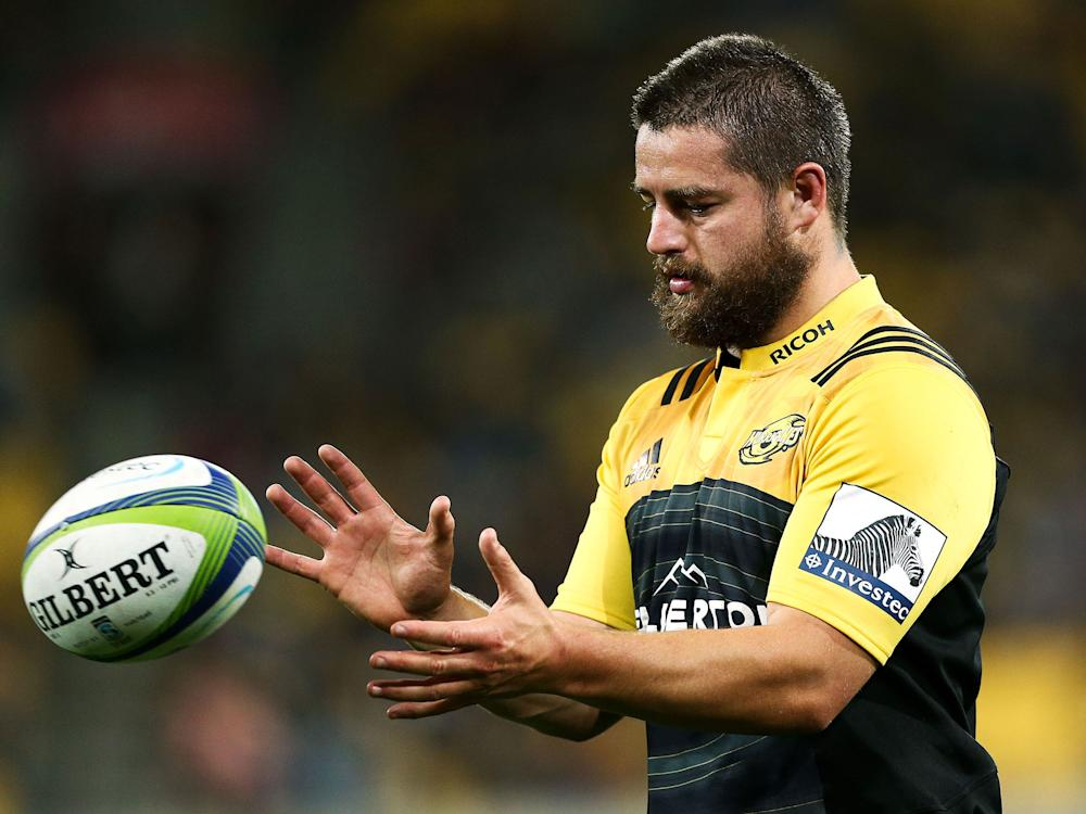 Hurricanes captain Dane Coles has suffered an unexplained concussion while he was injured: Getty