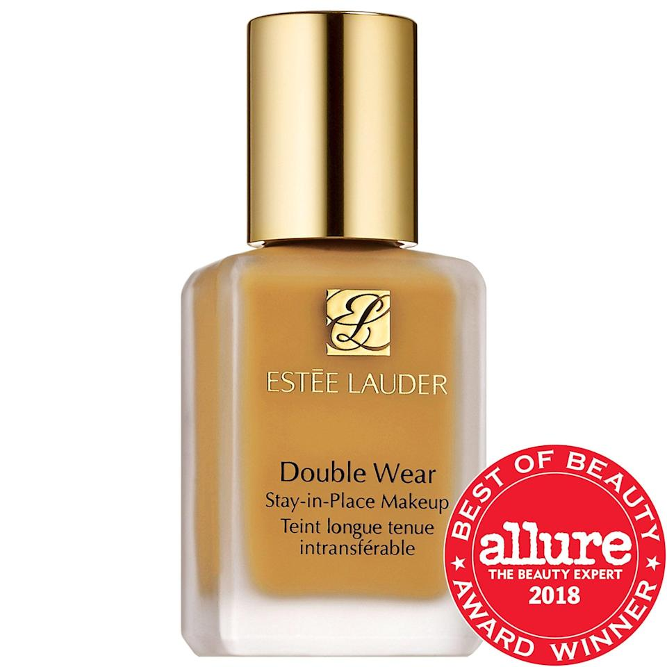 <p><span>Estée Lauder Double Wear Stay-in-Place Foundation</span> ($43) is one of the bestselling foundations at Sephora with more than 4,000 5-star reviews. The long-lasting liquid makeup also comes in 56 shades with cool, neutral, and warm undertone options as well.</p>