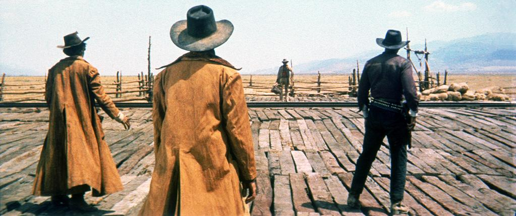 """<a href=""""http://movies.yahoo.com/movie/1800103041/info"""">ONCE UPON A TIME IN THE WEST (1969)</a>   """"The opening sequence. Proved for all time that action and suspense can go hand in hand, and that sometimes, the slow, steady build is the deadliest of all."""""""