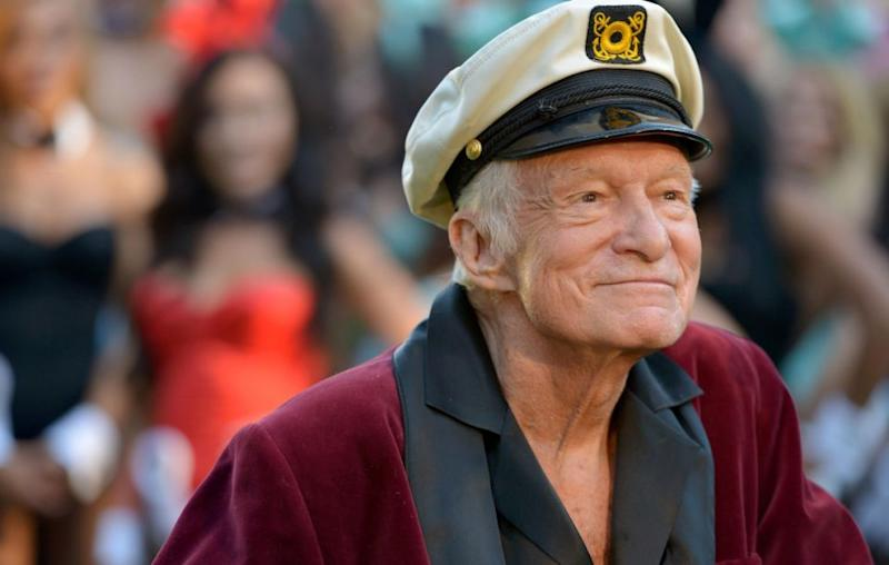 On Wednesday it was confirmed that Playboy founder Hugh Hefner had passed away at the age of 91. Source: Getty