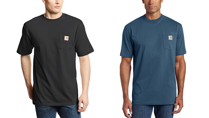 Best gifts for brothers: Carhartt tees