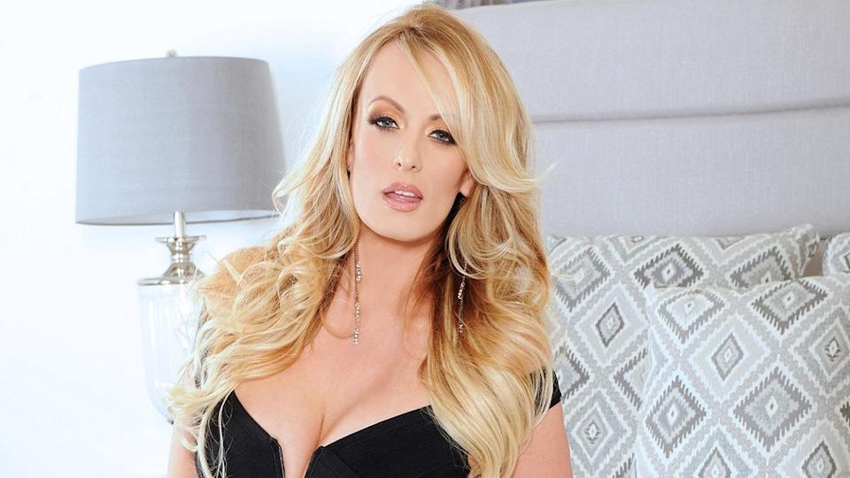 Porn Star Stormy Daniels, Who Claimed to Have Had Sex With