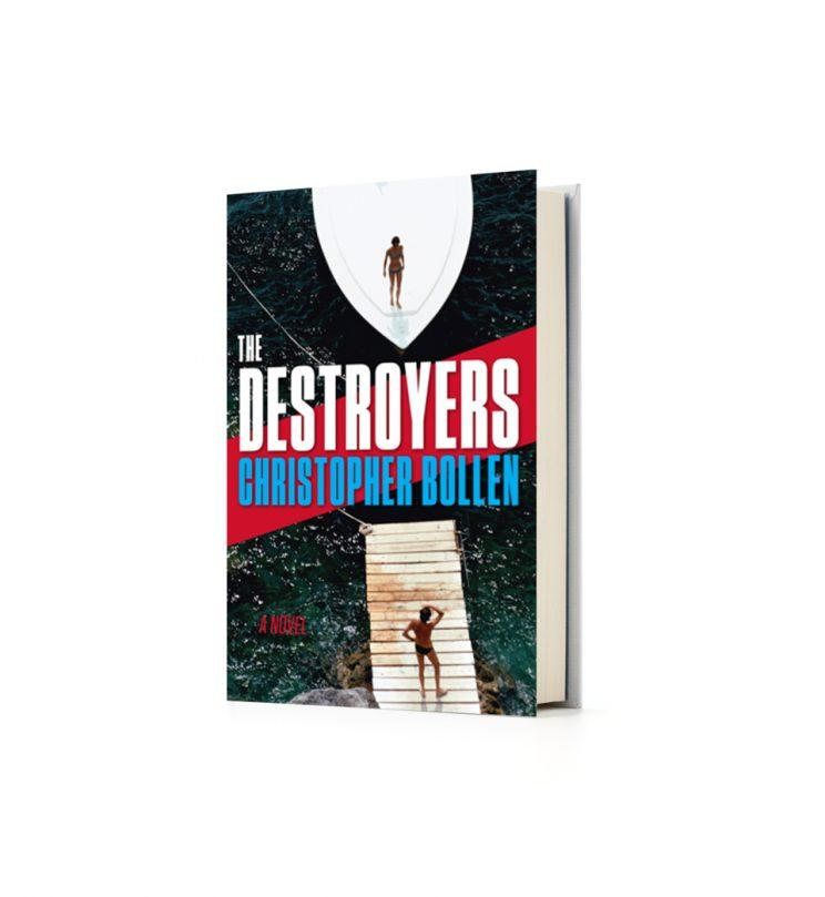 <em>The Destroyers</em> by Christopher Bollen.