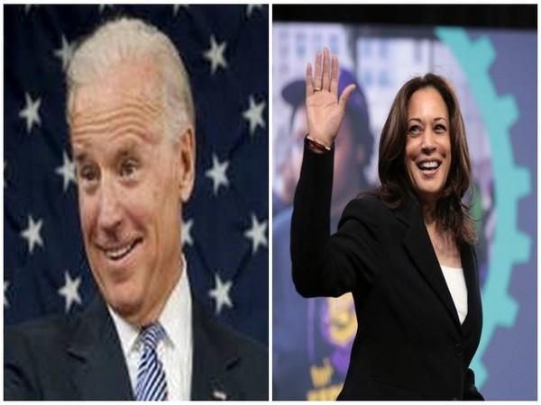 Joe Bidden and Kamala Harris
