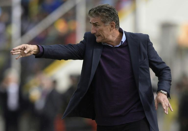 Edgardo Bauza is fired by the Argentine Football Association as coach of the national side as the team struggles to qualify for next year's World Cup