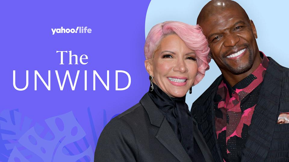 Terry Crews and Rebecca King Crews get candid about mental health, their past relationship struggles and why they're