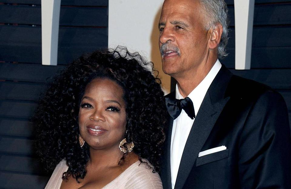 """The Queen of Daytime met her partner Stedman Graham in 1986 and they have been together ever since. However, they have not tied the knot, which according to Oprah has been a good decision. She told Vogue that otherwise """"they would not have stayed together, because marriage requires a different way of being in this world""""."""