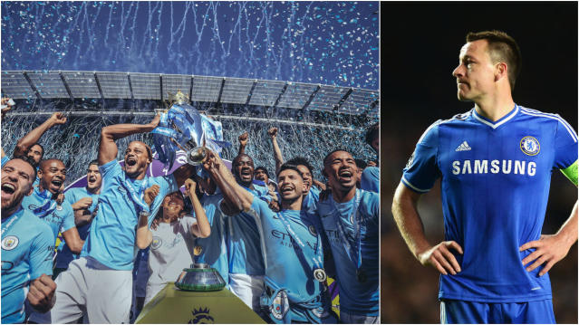 Reports: ex-Chelsea captain John Terry vetoed signing of €100million-rated Manchester City star in 2010