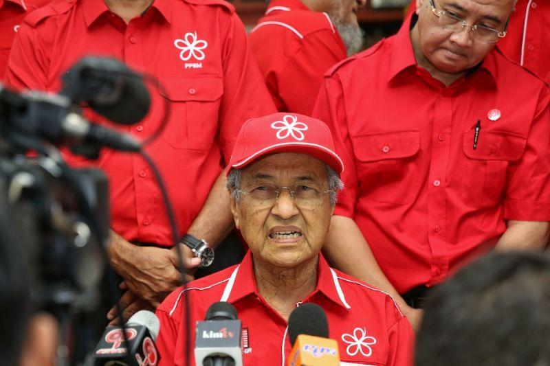PPBM man insists Dr M was popular with Malays