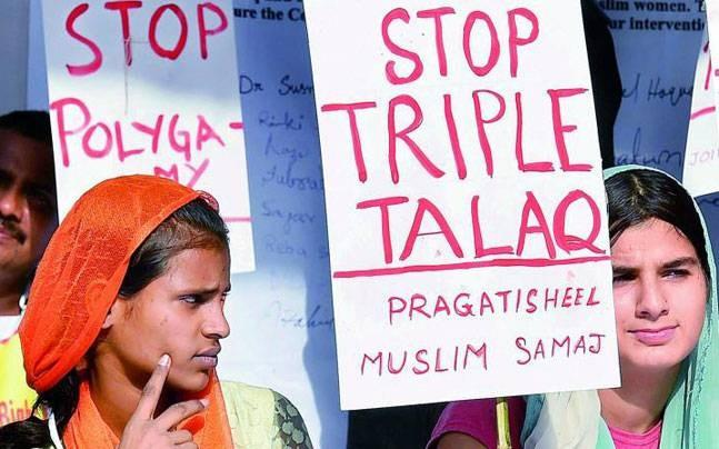 <p>The Muslim Women (Protection of Rights on Marriage) Bill, 2017 will make instant triple talaq a cognizable offence.</p>