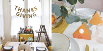 "<p>So you have your <a href=""https://www.delish.com/holiday-recipes/thanksgiving/g3023/traditional-thanksgiving-menu/"" rel=""nofollow noopener"" target=""_blank"" data-ylk=""slk:Thanksgiving menu"" class=""link rapid-noclick-resp"">Thanksgiving menu</a> set, huh? You've picked out your <a href=""https://www.delish.com/holiday-recipes/thanksgiving/g1196/thanksgiving-turkey-recipes/"" rel=""nofollow noopener"" target=""_blank"" data-ylk=""slk:turkey recipe"" class=""link rapid-noclick-resp"">turkey recipe</a>. <a href=""https://www.delish.com/holiday-recipes/g248/easy-thanksgiving-side-dishes/"" rel=""nofollow noopener"" target=""_blank"" data-ylk=""slk:The sides"" class=""link rapid-noclick-resp"">The sides</a> have been picked and assigned to willing attendees. <a href=""https://www.delish.com/holiday-recipes/thanksgiving/g3763/thanksgiving-pies/"" rel=""nofollow noopener"" target=""_blank"" data-ylk=""slk:The pie spread"" class=""link rapid-noclick-resp"">The pie spread</a> has been painstakingly settled on. But, BUT! You're not done. You've got decorations to make. (Don't worry, this will be fun.)</p><p>Even if you're not a seasoned crafter, there are a bunch of simple ways to add a little extra <em>something</em> to your decor that feels so much more personal because you made it yourself. From pumpkin menus to leaf name plates, here are some of the best—and easiest—crafts you can make to liven up your home this November. </p>"