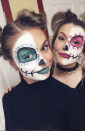 """<p>Even if you're not a makeup pro, with a steady hand, these Día de los Muertos looks can be (kind of) easily replicated. </p><p><a class=""""link rapid-noclick-resp"""" href=""""https://www.marieclaire.com/beauty/makeup/news/g5007/dia-de-los-muertos-makeup/"""" rel=""""nofollow noopener"""" target=""""_blank"""" data-ylk=""""slk:See Tutorials"""">See Tutorials</a></p>"""