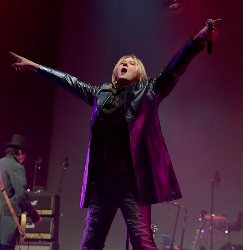 Joe Elliott (photo: Lester Cohen/WireImage)
