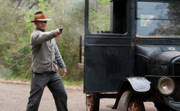 'Lawless' Review: The Moonshine is Clear, the Music is Slick, the Film's a Mess