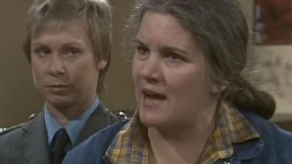 Betty Bobbitt in Prisoner: Cell Block H