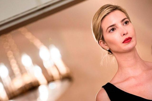 Ivanka Trump (Photo: Getty Images)