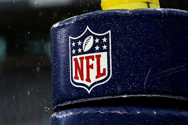 The NFL has played three games each season in London since 2014 to sellout crowds, staging matches at both Wembley and Twickenham and will play four there during the 2017 season (AFP Photo/RONALD MARTINEZ)