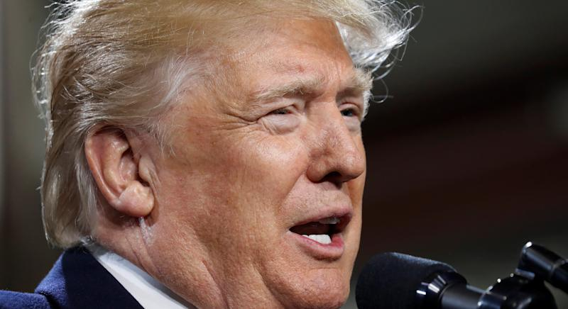 President Donald Trump has said he will only help undocumented young people he put in jeopardy if he gets a border wall and massive changes to legal immigration policy. (Kevin Lamarque/Reuters)