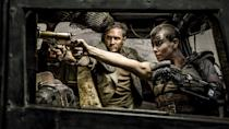 "<p> One of the greatest action movies in recent years, Mad Max: Fury Road is non-stop adrenaline from start to end. Starring Tom Hardy's Max alongside Charlize Theron as Imperator Furiosa, the famed trilogy's original creator George Miller brings back his post-apocalyptic nightmare with new technologies and even riskier vehicle stunts. Fury Road takes you racing through a scorched wasteland with amped-up warboys, fire-breathing guitars, and some of the most insane stunts seen on screen. It's a staggering technical achievement made all the more energetic thanks to Margaret Sixel's genius editing and Junkie XL's intense score. Theron's Imperator Furisoa becomes a fearsome protagonist in her bid to rescue Immortan Joe's 'wives' from captivity. The women grafiti the wall with ""We are not things"" in a refreshing feminist war cry that finds its place beautifully amidst the frenetic action. </p>"