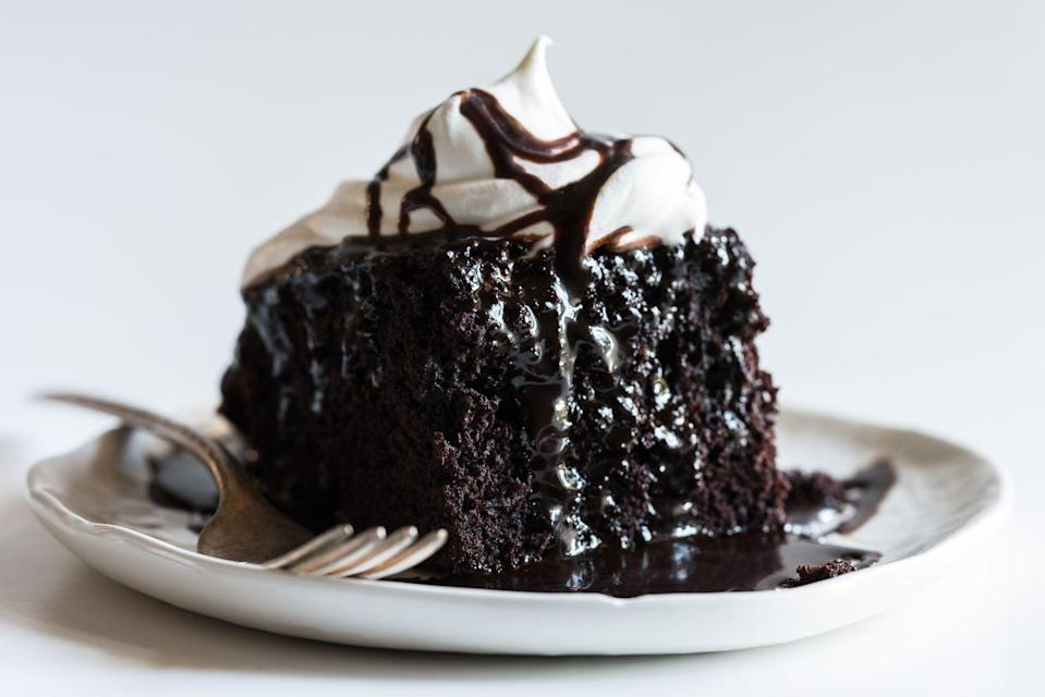 <p>While it was a popular dessert option through the 80s, it wasn't until publications started mentioning it in 1990 where it gained a ton of press and recognition. And since we all know how <em>amazing</em> it tastes, there's no surprise there.</p>