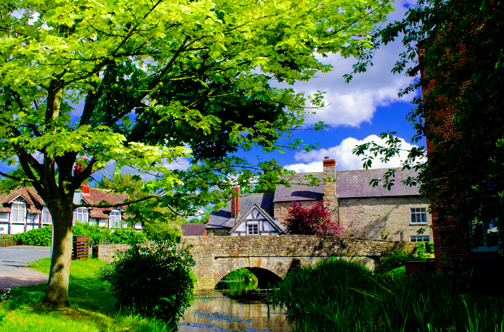 <p>9. (Joint) North Herefordshire, Wales. Broadband speed: 11.7Mbps. (Pic: Flickr) </p>