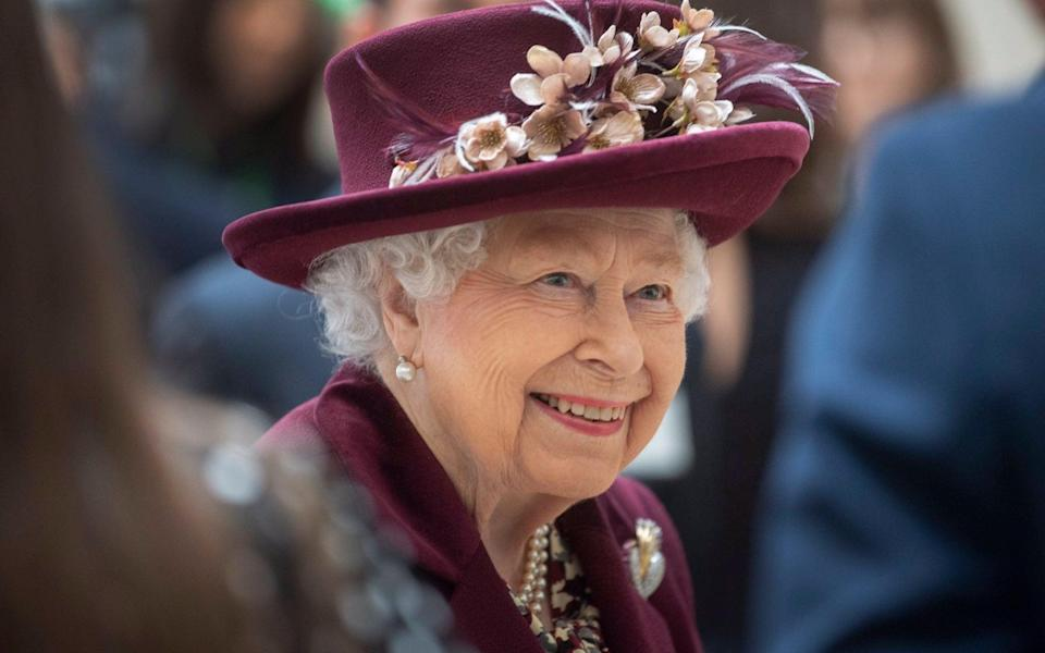 The Queen turned 95 today