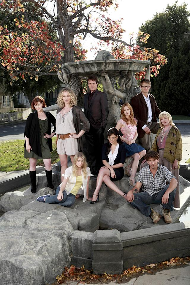 """The cast of """"Eastwick"""""""