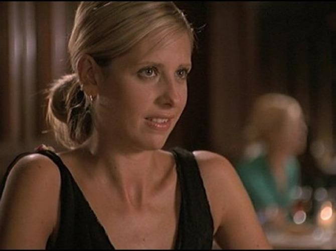 Sarah Michelle Gellar (©The WB)