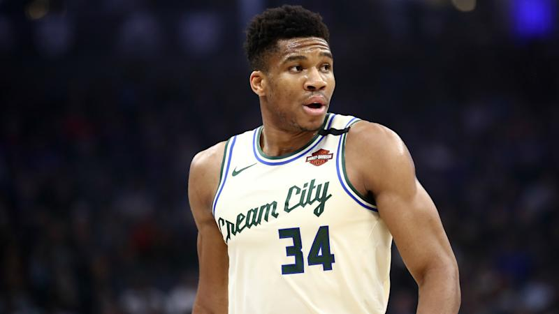 Bucks without Giannis Antetokounmpo for second straight game