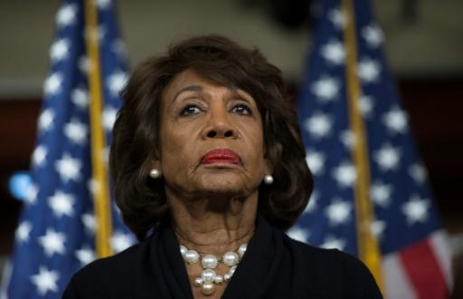 US congresswoman Maxine Waters, a Democrat from California, represents the wing of her party that wants to adopt a hard line on Trump