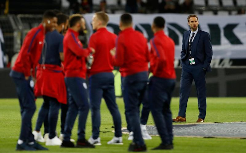 Can Gareth Southgate turn around England's fortunes?