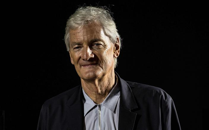 Sir James Dyson: BBC twisted the truth over my links to the Tories - AFP