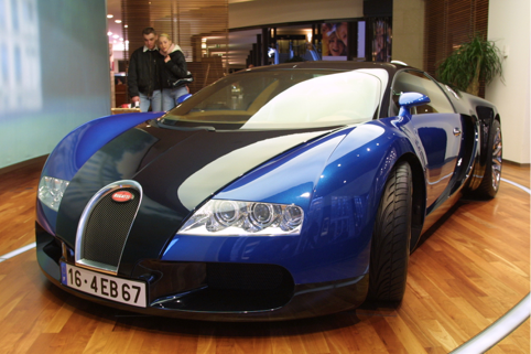 Shah Rukh Khan, the proud owner of the Bugatti Veyron, priced at 12 crores. Completing more than 20 years since his debut film in Bollywood surely qualifies him to purchase the fastest production car in the world.