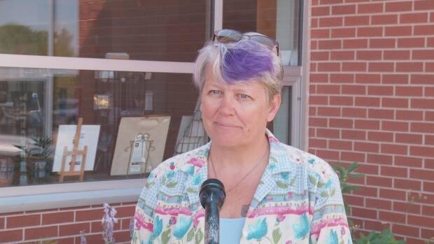 Kathleen Couture, executive director of the Association of Francophone Early Childhood Education Centres in P.E.I., says 'our goal is not to say no to anybody.'