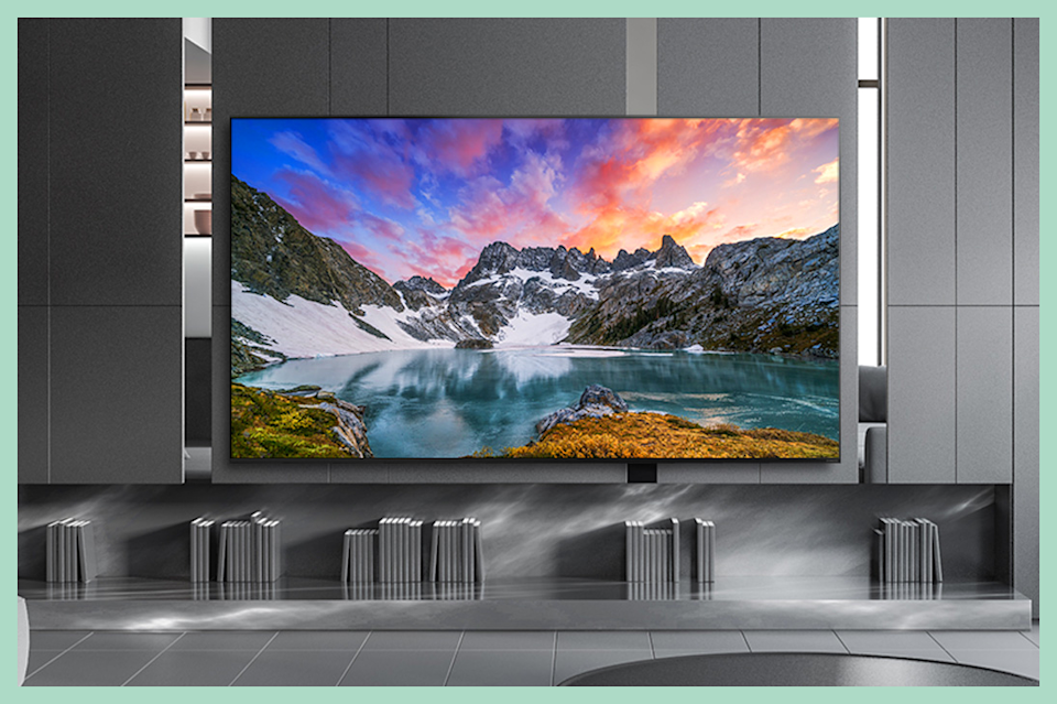 This LG 55-inch Class 4K Ultra HD NanoCell Smart TV will steal the show. (Photo: Walmart)