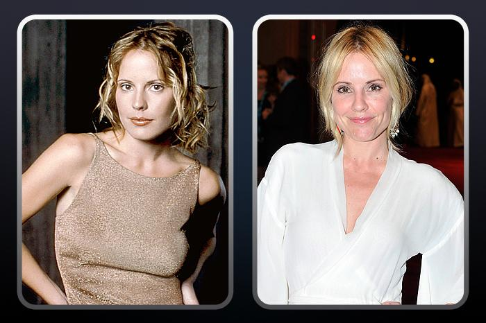 """<a href=""""/emma-caulfield/contributor/251086"""">Emma Caulfield</a>  (""""Anya"""") — THEN: Prior to her time in Sunnydale, Anya was a vengeance demon helping women who were scorned. By the time she hits town though, she had become human again. She and Xander dated and were engaged until he called it off on their wedding day. // NOW: """"<a href=""""/beverly-hills-90210/show/33"""">The Beverly Hills, 90210</a>"""" alum went on to recur in The CW's defunct """"<a href=""""/life-unexpected/show/44830"""">Life Unexpected</a>."""""""