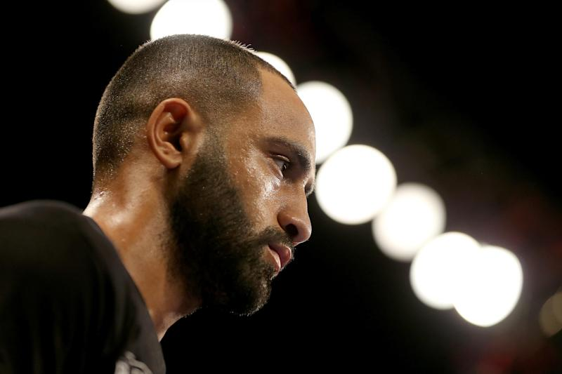Sheffield's Galahad fights for his first world title (Getty Images)