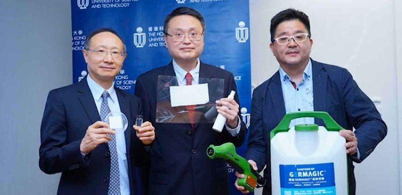 New disinfectant offers 90-day protection against bacteria, viruses