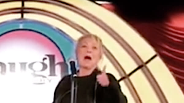 Roseanne Barr Returns To Stand-Up To Blast ABC For Firing Her