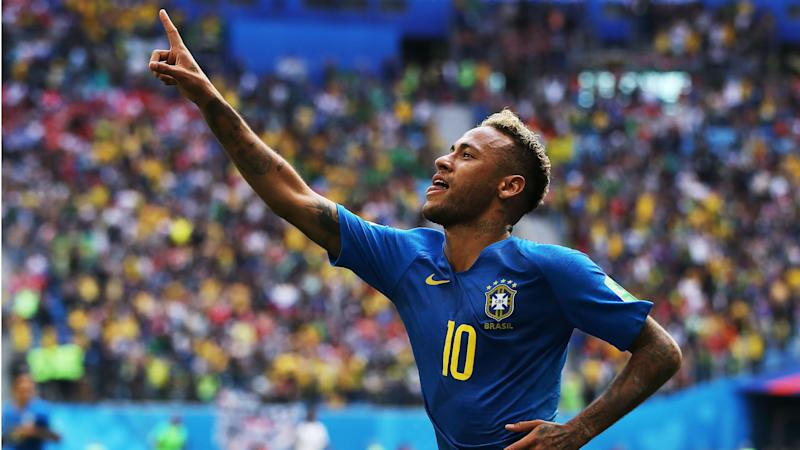 Image result wey dey for Brazil 2 Costa Rica 0: Coutinho and Neymar score in stoppage time to snatch win