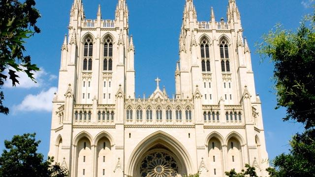 Washington National Cathedral Reopens After Earthquake