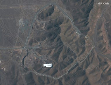 Iran resumes uranium enrichment at underground plant, takes step back from commitments under 2015 nuclear agreement