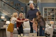 """<p>Wrestler The Big Show may be 7 feet tall and 400 pounds, but he's no match for raising a family of girls. This is further complicated when a teen daughter from a previous relationship suddenly comes to live with him.</p><p><a class=""""link rapid-noclick-resp"""" href=""""https://www.netflix.com/title/80201035"""" rel=""""nofollow noopener"""" target=""""_blank"""" data-ylk=""""slk:WATCH NOW"""">WATCH NOW</a></p>"""