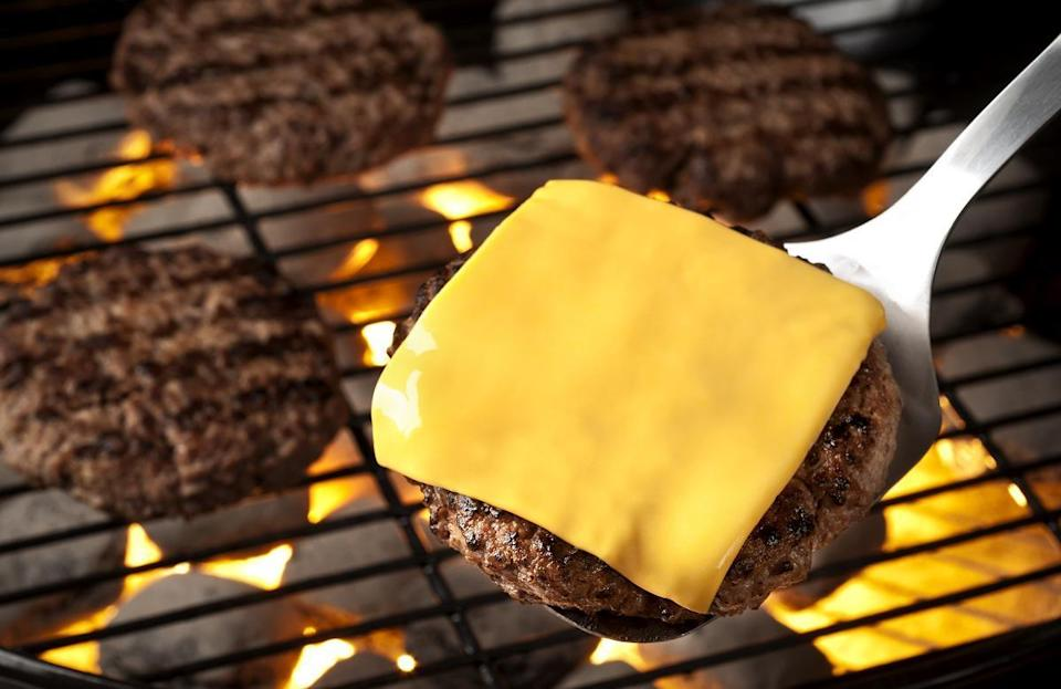 "<p>If you're looking for a burger meat that is still tasty but has less fat than ground chuck, then curious West Virginia residents looking for burger advice should try grilling ground sirloin this summer. But no matter which meat you choose to grill, you can't go wrong with one of <a href=""https://www.thedailymeal.com/our-50-best-burger-recipes-gallery?referrer=yahoo&category=beauty_food&include_utm=1&utm_medium=referral&utm_source=yahoo&utm_campaign=feed"" rel=""nofollow noopener"" target=""_blank"" data-ylk=""slk:our all-time favorite burger recipes"" class=""link rapid-noclick-resp"">our all-time favorite burger recipes</a>.</p>"