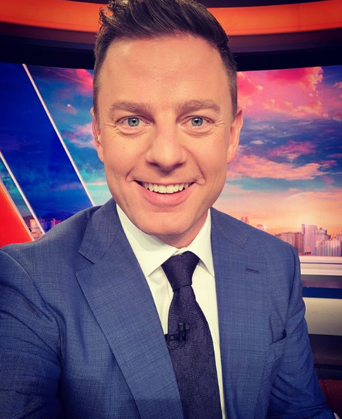 Ben Fordham is back on the Today show on Channel Nine