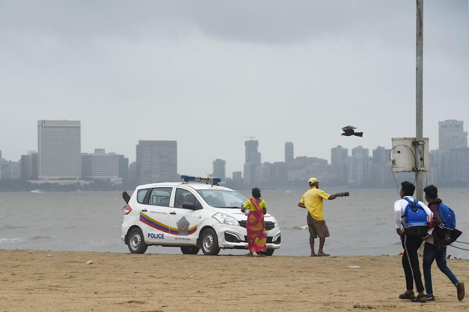 <p>Cyclone Tauktae has hit several Indian states along with Maharashtra </p> (Getty Images )